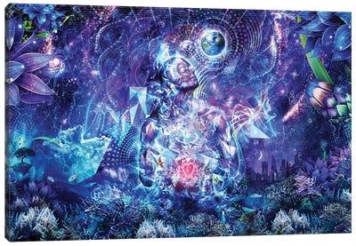 Transcension Canvas Art Print
