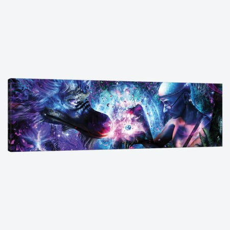 A Spirits Silent Cry Canvas Print #CGR30} by Cameron Gray Canvas Print