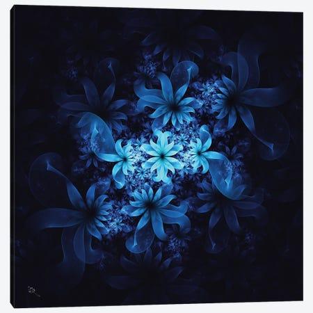 Luminous Flowers Canvas Print #CGR50} by Cameron Gray Art Print
