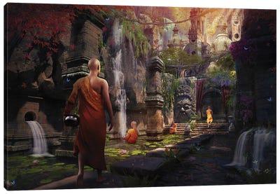 Hidden Sanctuary Canvas Art Print
