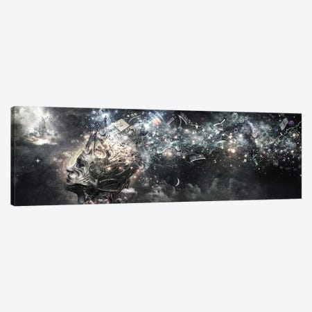 Coma Canvas Print #CGR6} by Cameron Gray Canvas Art