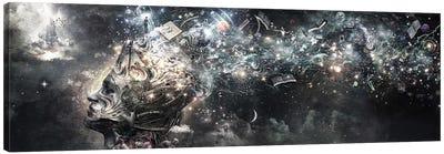 Coma Canvas Art Print