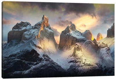 Heart Patagonia Canvas Art Print