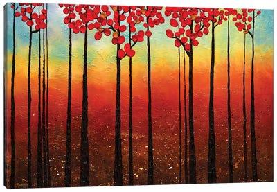 Spring Ahead Canvas Art Print