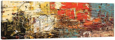 Artylicious Canvas Art Print