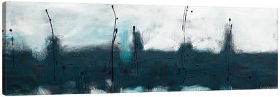 Blue Harbour Canvas Art Print