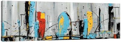 City Limits Canvas Art Print