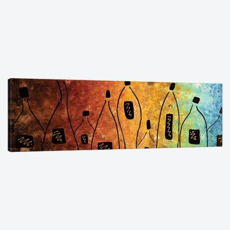 Cocktail Bar Canvas Print #CGZ49} by Carmen Guedez Canvas Artwork