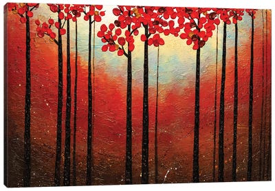 Aroma do Campo Canvas Art Print