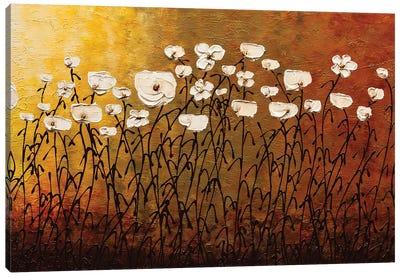 Jardin Botanique Canvas Art Print