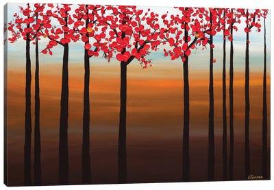 Coastal Paradise Canvas Art Print