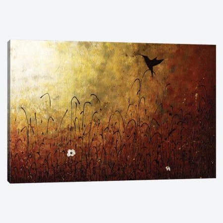 Chasing The Light Canvas Print #CGZ9} by Carmen Guedez Canvas Print