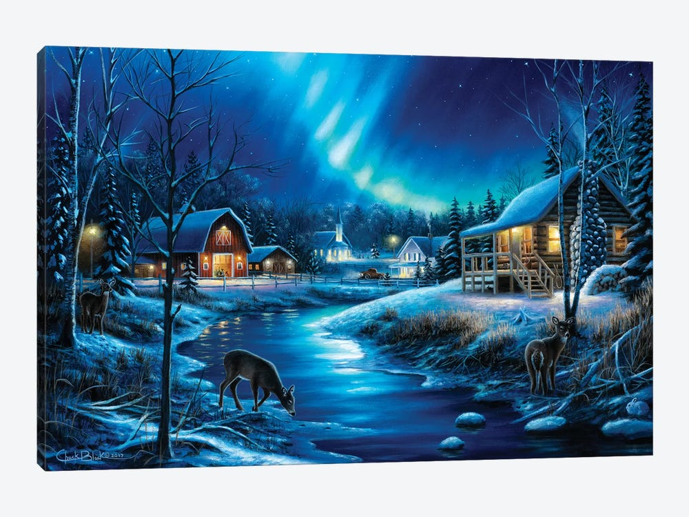 Beauty In Everything by Chuck Black 1-piece Canvas Art