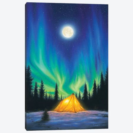 A Beautiful Life Canvas Print #CHB1} by Chuck Black Canvas Print