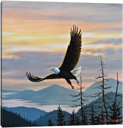 Conquered Canvas Art Print