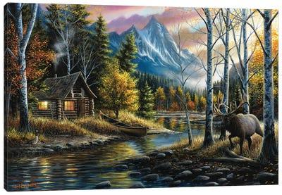 Living The Dream Canvas Art Print