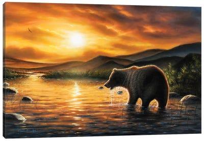 Persistence Canvas Art Print