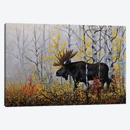 Rare Moments Canvas Print #CHB49} by Chuck Black Canvas Artwork