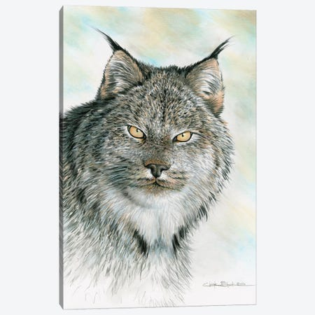 The Wild Side Canvas Print #CHB74} by Chuck Black Canvas Art
