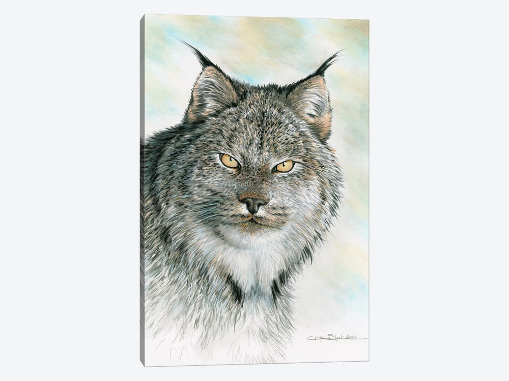 The Wild Side by Chuck Black 1-piece Canvas Wall Art