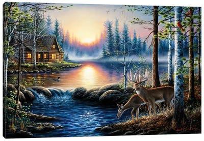 Total Bliss Canvas Art Print