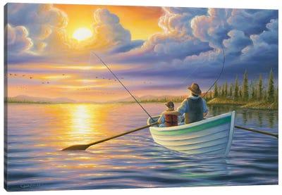 Unforgettable Moments Canvas Art Print