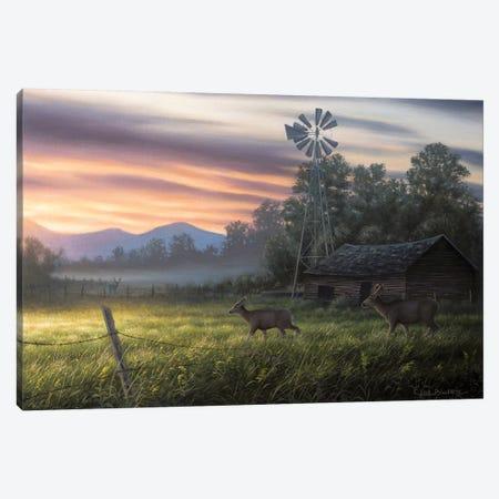 Late Summer Canvas Print #CHB90} by Chuck Black Canvas Print