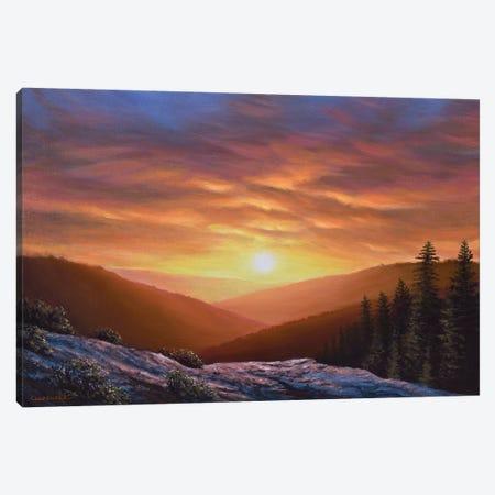 Simply Perfect Canvas Print #CHB96} by Chuck Black Canvas Wall Art