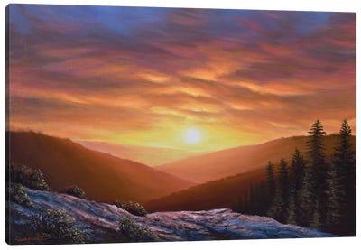 Simply Perfect Canvas Art Print