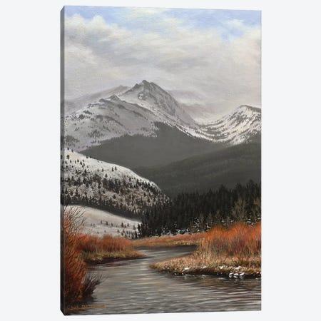Yellowstone Country Canvas Print #CHB98} by Chuck Black Canvas Art Print