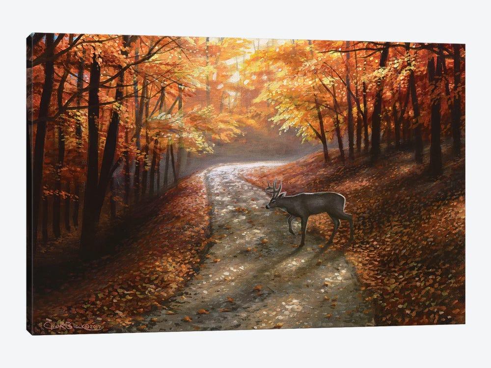 Autumn Bliss by Chuck Black 1-piece Art Print