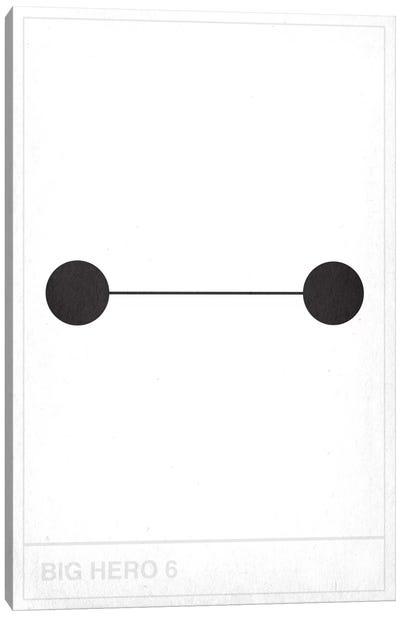 The Kind Stare Canvas Print #CHD1