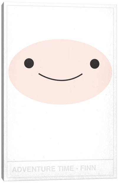 Adventure Time Finn Canvas Art Print