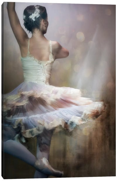 We Danced To A Whispered Voice... Canvas Art Print