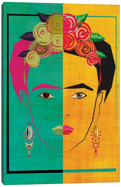 Frida I Canvas Art Print