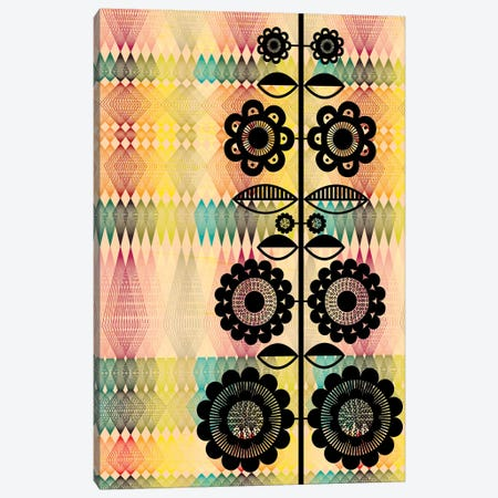 Geometric I Canvas Print #CHH11} by Chhaya Shrader Canvas Print