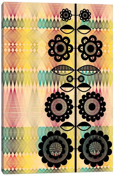Geometric I Canvas Art Print