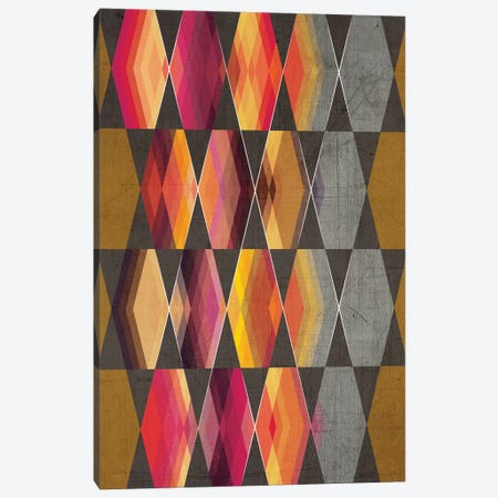 Geometric III Canvas Print #CHH13} by Chhaya Shrader Canvas Print
