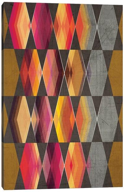 Geometric III Canvas Art Print