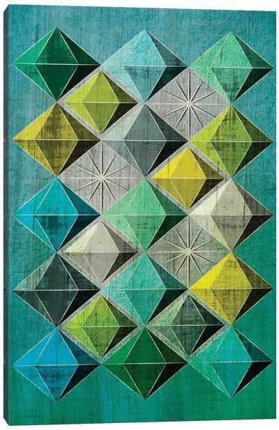 Hedron II Canvas Art Print