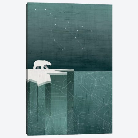 Ursa Major Canvas Print #CHH28} by Chhaya Shrader Canvas Wall Art