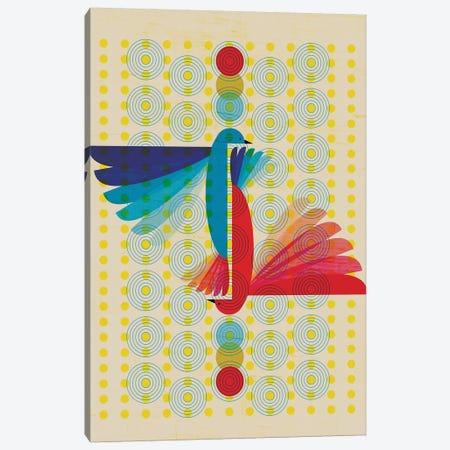 Birds II Canvas Print #CHH33} by Chhaya Shrader Art Print