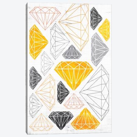 Diamond Canvas Print #CHH6} by Chhaya Shrader Canvas Art