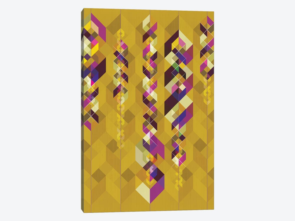 DNA by Chhaya Shrader 1-piece Canvas Art Print