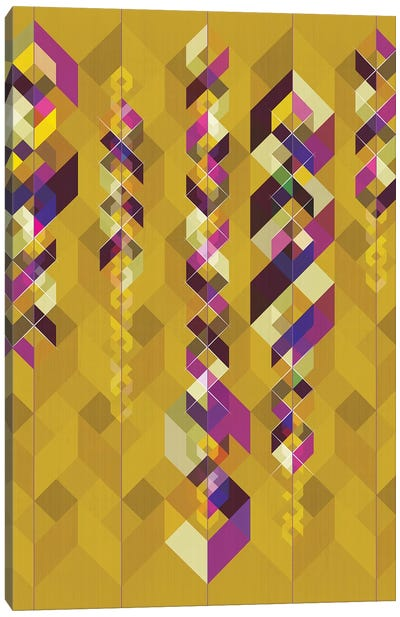 DNA Canvas Art Print
