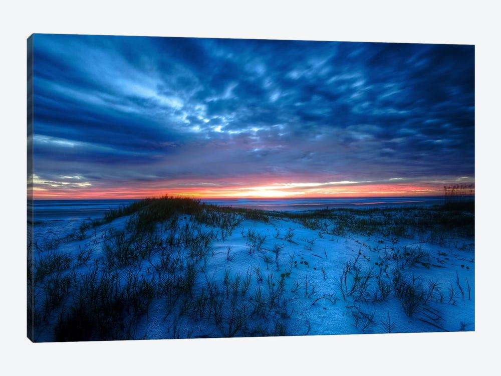 Sunset by Chuck Burdick 1-piece Canvas Print