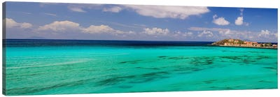 Caribbean Waters Canvas Art Print