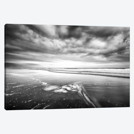 Ebb Tide Canvas Print #CHK2} by Chuck Burdick Canvas Artwork