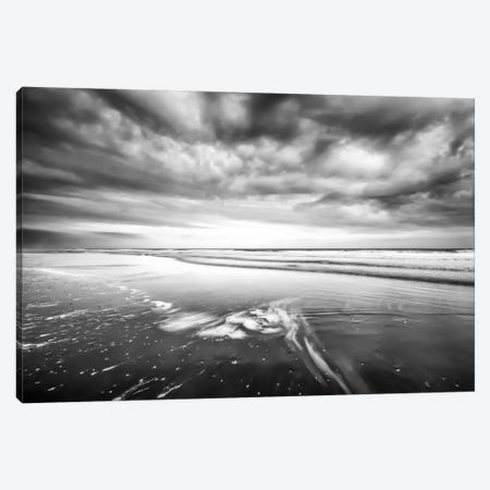 Ebb Tide Canvas Print #CHK2} by Chuck Burdick Canvas Artwork