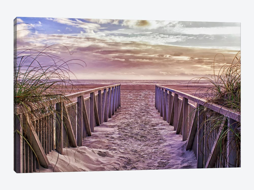 Entry by Chuck Burdick 1-piece Canvas Wall Art